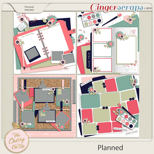 The Cherry On Top:  Planned Templates