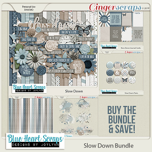 Slow Down Bundle