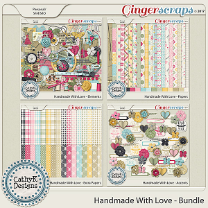 Handmade with Love - Bundle