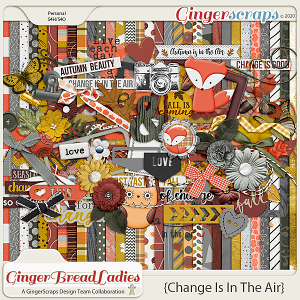 GingerBread Ladies Collab: Change Is In The Air