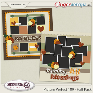 Picture Perfect 109 - Half Pack
