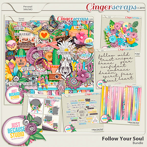 Follow Your Soul Bundle by JB Studio
