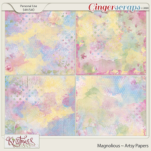 Magnolious Artsy Papers