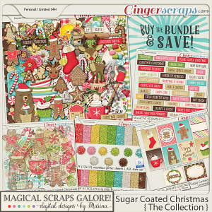 Sugar Coated Christmas (collection)