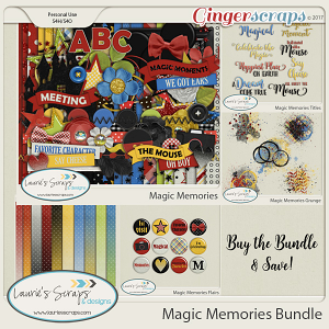Magic Memories Bundle