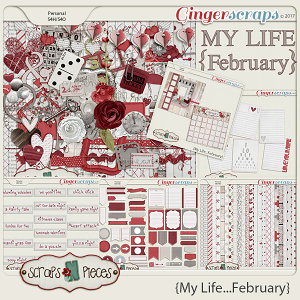 My Life - February Bundle