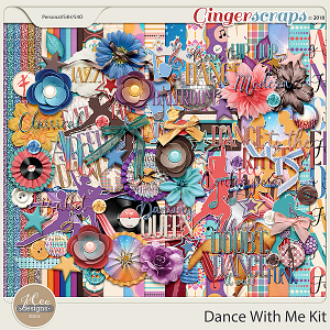 Dance With Me Kit by JoCee Designs