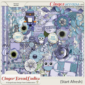 GingerBread Ladies Collab: Start Afresh