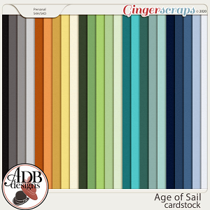 Age of Sail Solid Papers by ADB Designs