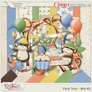 Party Time Mini Kit