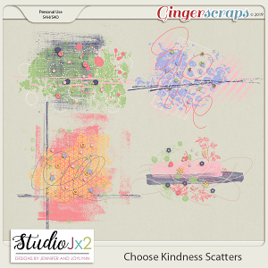 Choose Kindness Scatters