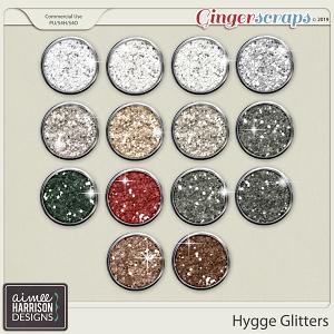 Hygge Glitters by Aimee Harrison