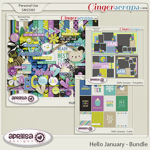 Hello January - Bundle