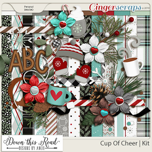 Cup Of Cheer | Kit