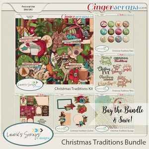 Christmas Traditions Bundle
