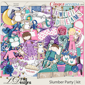 Slumber Party by LDragDesigns