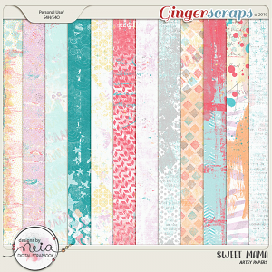 Sweet Mama - Artsy Papers - by Neia Scraps
