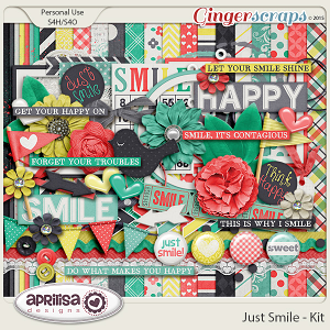 Just Smile - Kit