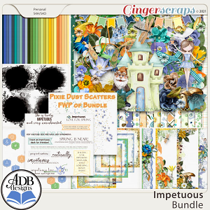 Impetuous Bundle by ADB Designs