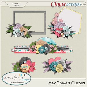 May Flowers Clusters