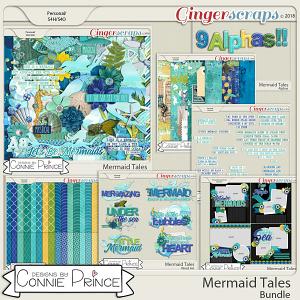 Mermaid Tales - Bundle by Connie Prince