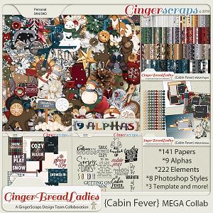 GingerBread Ladies MEGA Collab: Cabin Fever