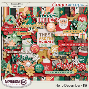 Hello December  - Kit