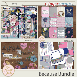 The Cherry On Top:  Because Bundle