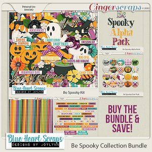 Be Spooky Collection Bundle
