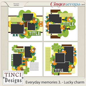 Everyday memories 3. - Lucky charm