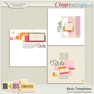 Basic Templates 1 by JB Studio
