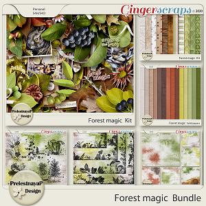 Forest magic Bundle