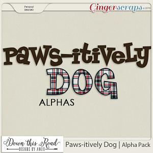Paws-itively Dog | Alpha Pack