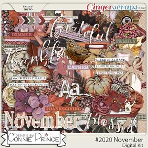 #2020 November - Kit by Connie Prince