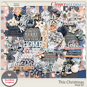 This Christmas by HeartMade Scrapbook