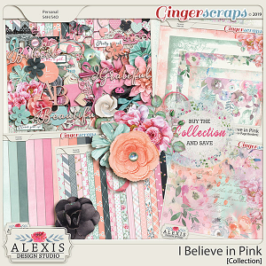 I Believe in Pink - Collection