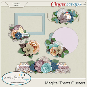 Magical Treats Clusters