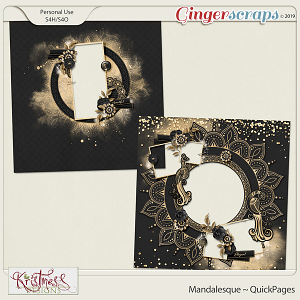 Mandalesque QuickPages