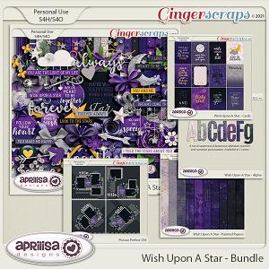 Wish Upon A Star  - Bundle by Aprilisa Designs