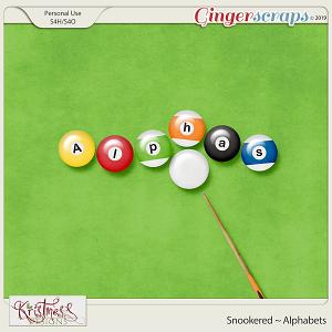 Snookered Alphabets