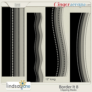 Border It 8 by Lindsay Jane