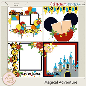 The Cherry On Top:  Magical Adventure Templates