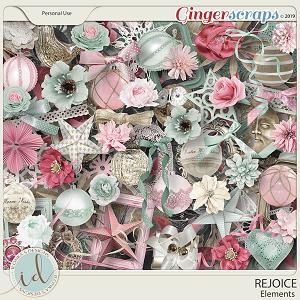 Rejoice Elements by Ilonka's Designs