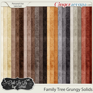 Family Tree Grungy Solids