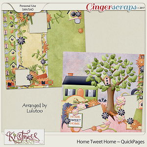 Home Tweet Home QuickPages