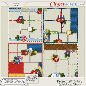 Project 2015 July - QuickPages