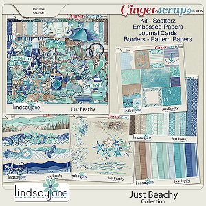 Just Beachy Collection by Lindsay Jane
