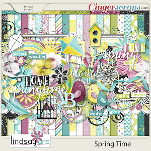 Spring Time by Lindsay Jane