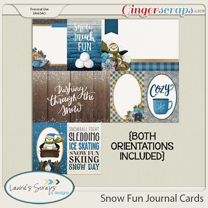 Snow Fun Cards