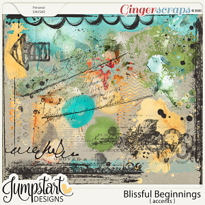 Blissful Beginnings {Accents} by Jumpstart Designs